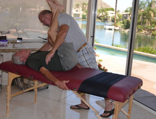 Myofascial Stretch Therapy Improves Range Of Motion
