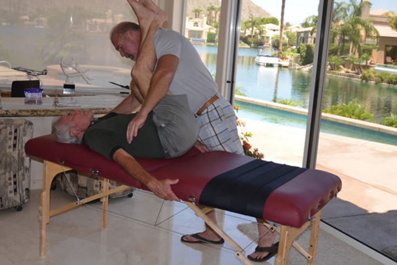 Myofascial Stretch Therapy