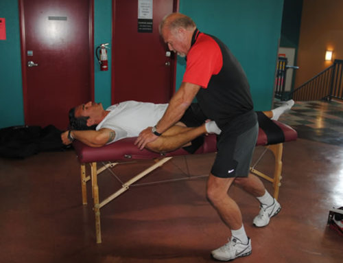 Myofascial Release Therapy Relieves Chronic Pain